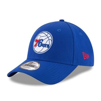 New Era, Czapka baseballówka, 9FORTY NBA Philadelphia 76ers Strapback 11405596 - New Era