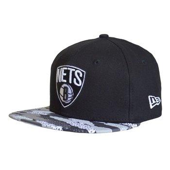 New Era, Czapka z daszkiem bejsbolowa, NBA Brooklyn Nets, rozmiar 6 3/8-New Era