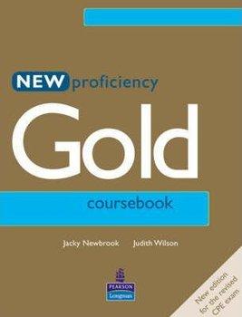 New Proficiency Gold. Coursebook-Wilson Judith, Newbrook Jacky