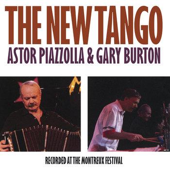 New Tango (Remastered)-Piazzolla Astor, Burton Gary