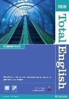 New Total English Elementary. Students' Book (with Active Book CD-ROM) & MyLab - Hall Diane, Foley Mark