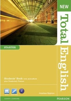 New Total English. Starter Students' Book with ActiveBook plus Vocabulary Trainer-Bygrave Jonathan