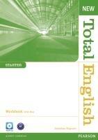 New Total English. Starter Workbook + CD-Bygrave Jonathan