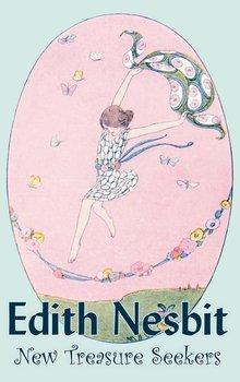 New Treasure Seekers by Edith Nesbit, Fiction, Fantasy & Magic-Nesbit Edith