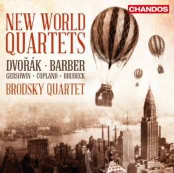 New World Quartets-Brodsky Quartet
