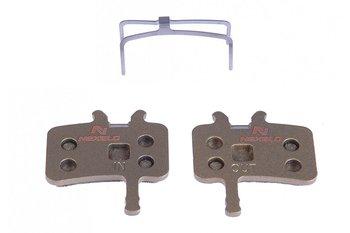 Nexelo, Klocki hamulca tarczowego metaliczne AVID JUICY HYD, brązowe-Nexelo