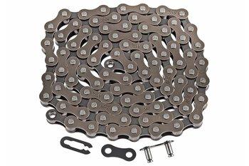 Nexelo, Łańcuch ze spinką, 92 ogniwa, srebrny-Nexelo