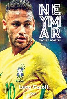 Neymar. Magik z Brazylii-Caioli Luca