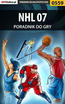 NHL 07. Poradnik do gry-Fronczak Paweł HopkinZ