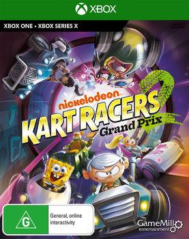 Nickelodeon Kart Racers 2: Grand Prix-GameMill Entertainment