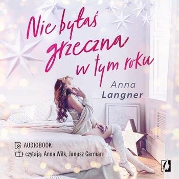Nie byłaś grzeczna w tym roku-Langner Anna