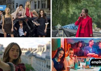 """Nie tylko """"Emily in Paris"""". Serialowe guilty pleasures idealne na jesień!"""