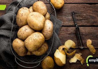 Nie tylko frytki - szybkie i nieoczywiste potrawy z ziemniaków