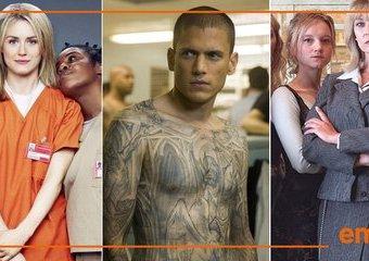 """Nie tylko """"Orange is The New Black"""", czyli długa historia seriali o więzieniach"""