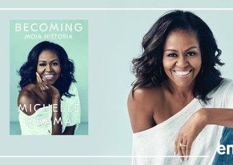 "Nie tylko pierwsza dama. ""Becoming. Moja historia"" Michelle Obamy"
