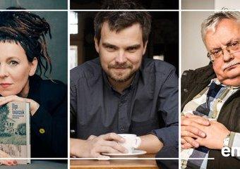 Nie tylko Sienkiewicz, Gombrowicz i Lem - czyli międzynarodowe sukcesy polskich pisarzy