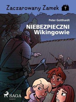Niebezpieczni wikingowie. Zaczarowany zamek. Tom 7-Gotthardt Peter