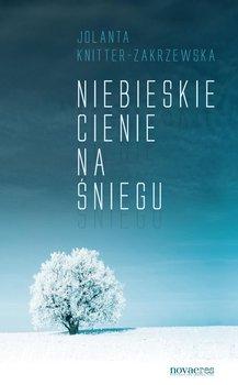 Niebieskie cienie na śniegu-Knitter-Zakrzewska Jolanta