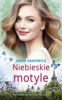 Niebieskie motyle-Sakowicz Anna