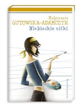 Niebieskie nitki-Gutowska-Adamczyk Małgorzata