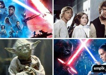 Niech Moc będzie z Wami! Zdumiewające fakty o Star Wars