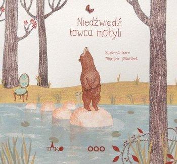 Niedźwiedź łowca motyli-Isern Susanna, Pourchet Marjorie
