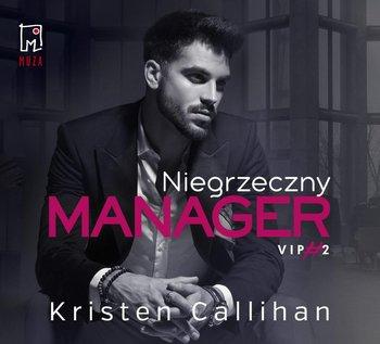 Niegrzeczny manager-Callihan Kristen