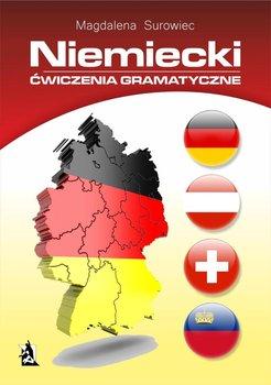 Niemiecki. Ćwiczenia gramatyczne-Surowiec Magdalena
