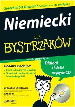 Niemiecki Dla Bystrzaków Christensen Paulina Ebook Sklep Empikcom