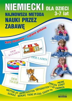 Niemiecki dla dzieci 3-7 lat-Von Basse Monika, Piechocka-Empel Katarzyna