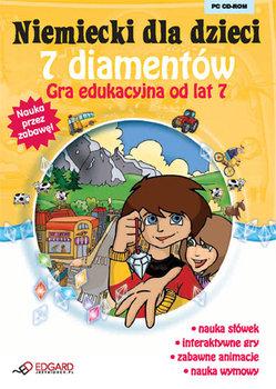 Niemiecki dla Dzieci: 7 Diamentów-Edgard