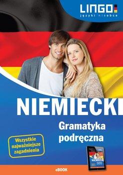 Niemiecki. Gramatyka podręczna-Sielecki Tomasz