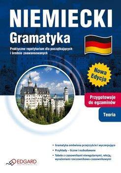 Niemiecki. Gramatyka. Praktyczne repetytorium dla początkujących i średnio-zaawansowanych-Opracowanie zbiorowe