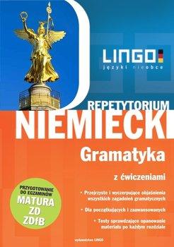 Niemiecki. Gramatyka z ćwiczeniami. Repetytorium-Sielecki Tomasz