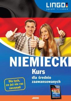 Niemiecki. Kurs dla średnio zaawansowanych-Sielecki Tomasz, Karolczak Ewa