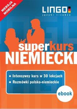 Niemiecki. Superkurs (kurs + rozmówki). Wersja mobilna-Dominik Piotr, Sielecki Tomasz