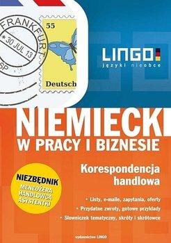 Niemiecki w pracy i biznesie. Korespondencja handlowa-Kienzler Iwona