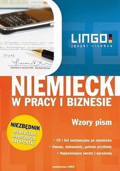 Niemiecki w pracy i biznesie. Wzory pism-Kienzler Iwona