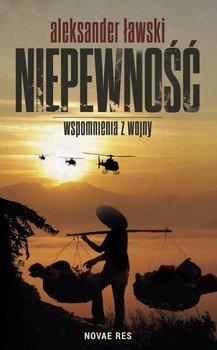 Niepewność. Wspomnienia z wojny                      (ebook)