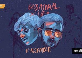 Niestrudzeni poszukiwacze – Bass Astral x Igo wyruszają w trasę koncertową