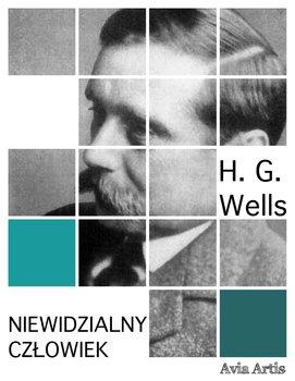 Niewidzialny człowiek-Wells Herbert George