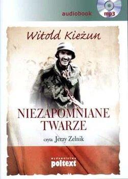 Niezapomniane twarze-Kieżun Witold