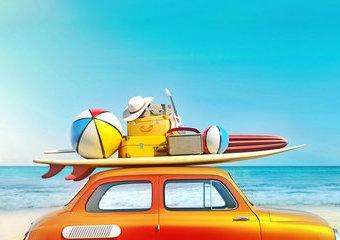 Niezbędne rzeczy na wakacje z dzieckiem – gotowa lista, co spakować