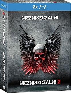 Niezniszczalni 1&2 Blu-Ray
