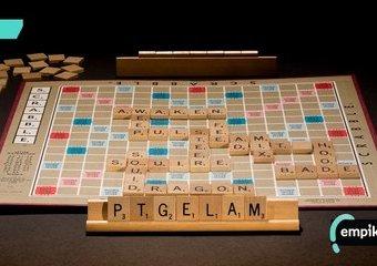 Niezwykła historia gry Scrabble