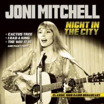 Night in the City-Mitchell Joni