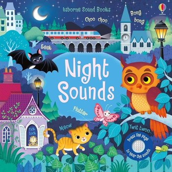 Night Sounds-Taplin Sam