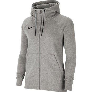 Nike, Bluza damska, Park 20 Fleece FZ Hoodie Women CW6955 063, szary, rozmiar M-Nike