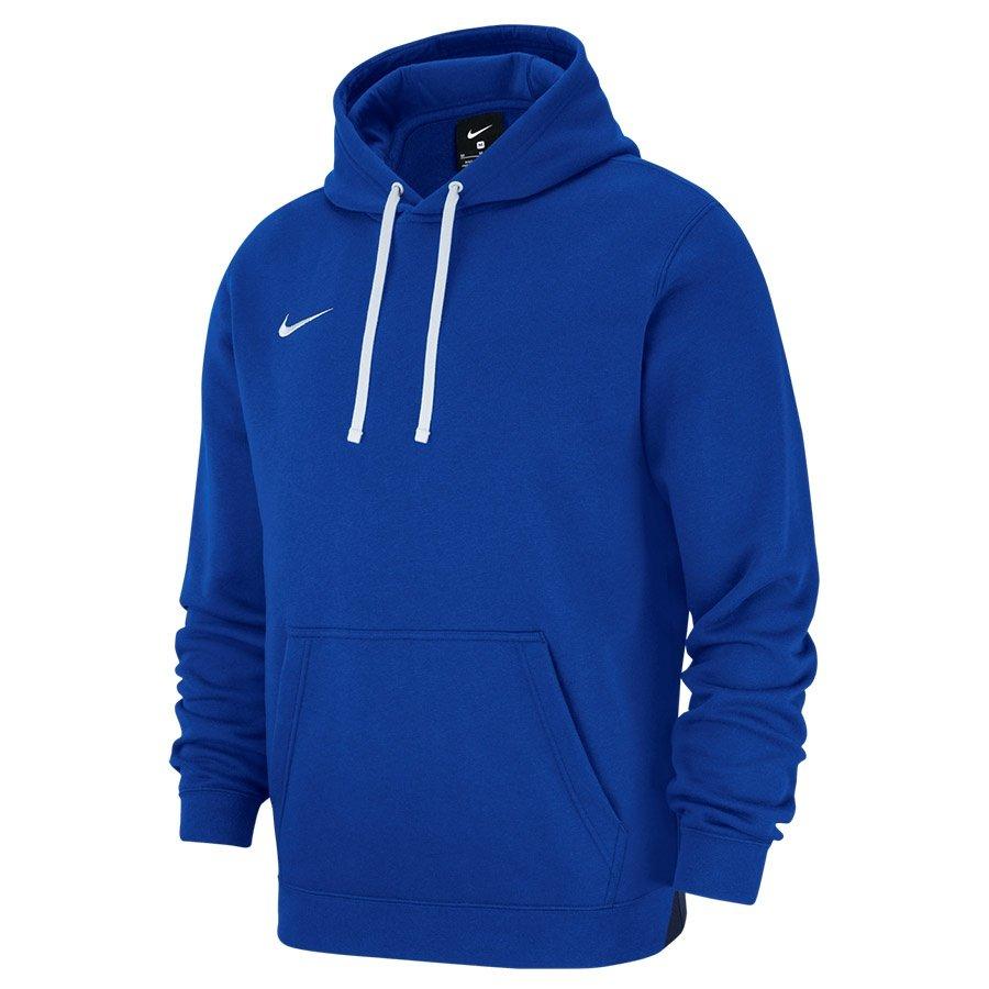 Bluza męska Nike M Hoodie PO FLC TM Club 19 szara AR3239 071