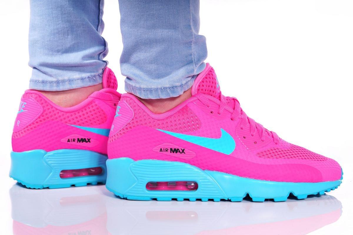 Buty Sportowe Damskie Nike Air Max 90 Ultra 20 BR GS •cena